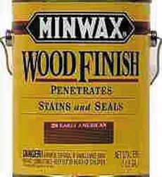 Minwax  Wood Finish  Transparent  Oil-Based  Wood Stain  Early American  1 gal.
