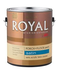 Ace  Royal  Interior/Exterior  Acrylic Latex  Porch & Floor  Satin  1 gal. Neutral Base