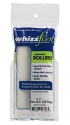 Whizz  Flex  Woven  Paint Roller Cover  3/8 in. L x 6-1/2 in. W 2 pk