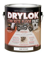 Drylok  Low Sheen  Floor Paint  Dark Base  1 gal. Low VOC