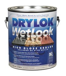 DRYLOK  WetLook  Sealant  Clear  1 gal.