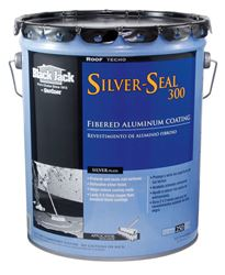 5 GAL FIBERED ALUMINUM ROOF COAT