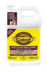 Cabot  1 gal. Wood Cleaner