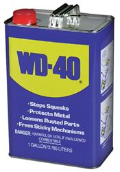 WD-40  General Purpose  1 gal. Lubricant  Can