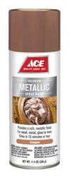 Ace  Copperstone  Metallic  Spray Paint  11.5 oz.