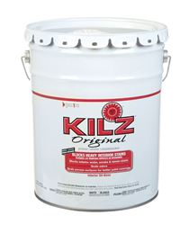 Kilz Original  Oil-Based  Interior  Primer  5 gal. White