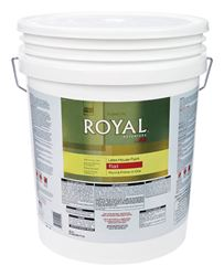 Ace  Royal  Exterior  Acrylic Latex  House Paint & Primer  Ultra White  Flat  5 gal.