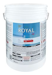 Ace  Royal  Interior  Acrylic Latex  Paint  Ultra White  Flat  5 gal.