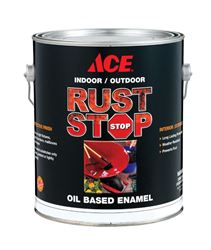 Ace  Gloss  Mid Tone  Rust Stop Oil-based Enamel Paint  400g/L  Tintable Base  1 gal.