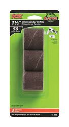 Gator Grit  1.5 in. Dia. x 0.3 in. Dia. 50 Grit Abrasive Sleeve Refill  Aluminum Oxide