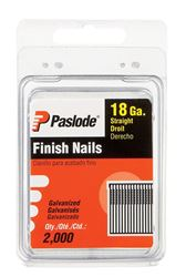 Paslode  1-1/4 in. L 18 Ga. Galvanized  Finish  Brad Nails  2,000 pk