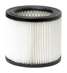 Craftsman  Wall Vac Filter  5-5/8 in. Dia.