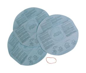Craftsman  Cloth Filter Bag  3 pk