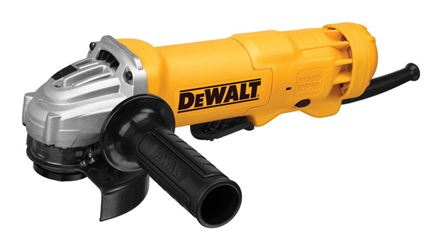 DeWalt  4-1/2 in. Dia. Small  Angle Grinder  11 amps 11,000 rpm