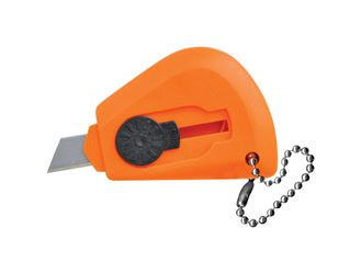 Ace  Retractable Blade 2-1/2 in. L Utility Knife  Orange