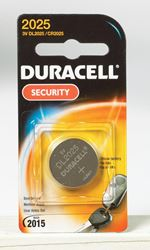 Duracell  Security Battery  2025  3 volts 1 pk
