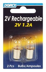 Dorcy  2V  Flashlight Bulb  2 volts