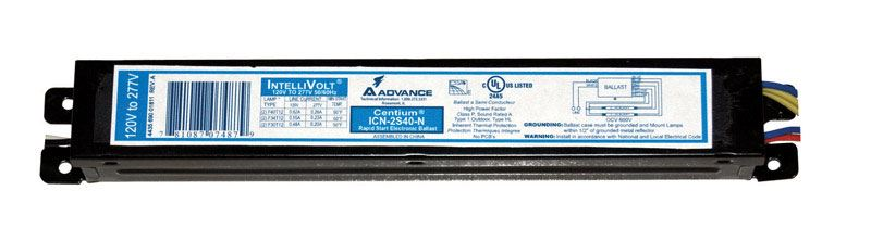 Advance  F30T12  Ballast  Electronic