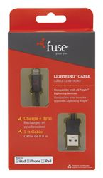 Fuse  3 ft. L Lightning Cable  1