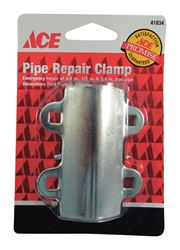 Ace  1/2 in. Dia. Steel  Pipe Repair Clamp