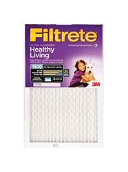 3M  Filtrete  16 in. W x 25 in. L x 1 in. D Air Filter