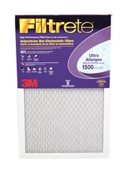 3M  Filtrete  17-1/2 in. W x 23-1/2 in. L x 1 in. D Air Filter