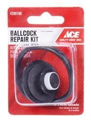 Ace  3 Screw Ballcock Repair Kit  Plastic