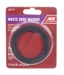 Ace  1-1/2 in. Dia. Rubber  Replacement Washer  1