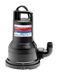 Ace  Thermoplastic  Utility Pump  1/2 hp 2,500 gph