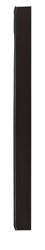 Cove Molding Vinyl Self Stick Base Black 4 In. x 4 Ft.