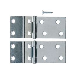 Ace  1-1/2 in. L Chest Hinge  Chrome