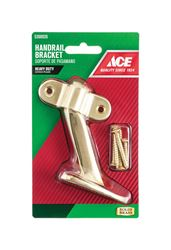 Ace  Brass  Hand Rail Bracket  3-1/4 in.