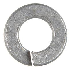 Hillman  1/4 in. Hot-Dipped Galvanized  Steel  Split Lock Washer