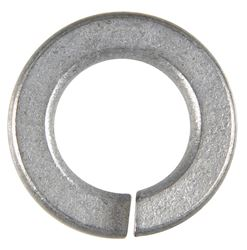 Hillman  1/2 in. Hot-Dipped Galvanized  Steel  Split Lock Washer