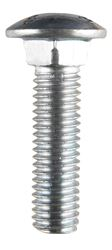 Hillman  1/2  Dia. x 2 in. L Zinc  Carriage Bolt  50 pk