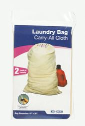 Homz Carry All Bag 19 in. x 30 in. Cotton and Poly  Bagged