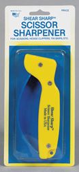 Shear Sharp  Tungsten Carbide  Scissor Sharpener  Yellow