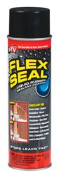 Flex Seal  Rubber Spray Sealant  14 oz. Black  Spray Can