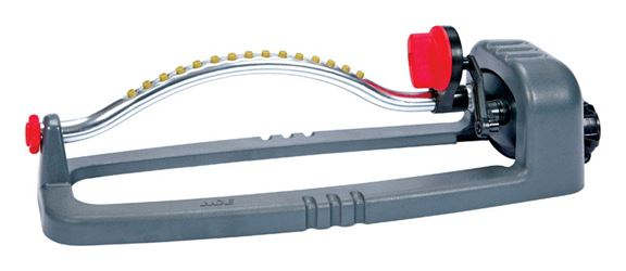 Ace  Metal  Poly  Oscillating Sprinkler  2800 sq. ft.