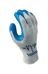 Atlas  Blue/Gray  Universal  Large  Latex  Coated  Work Gloves