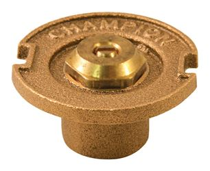 Champion  1/2  Sprinkler Heads  Half Circle