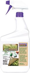 Bonide  Bon-Neem II  Organic Insect, Disease & Mite Control  For Insects and Fungus 1 qt.