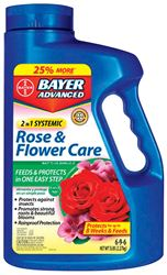 Bayer Advanced  Rose & Flower Care  Plant Food  For Shrubs, Ornamentals 5 lb.