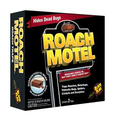 Black Flag  Roach Motel  Roach Killer  2 pk
