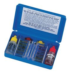 Ace  Two Way Pool Test Kit  1/2 oz.