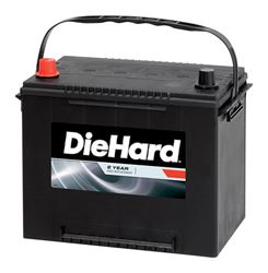 DieHard  Automotive Battery  650 amps