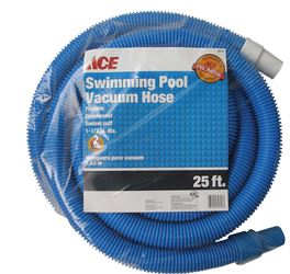 Ace  Pool Hose  1-1/2 in. H x 25 ft. L