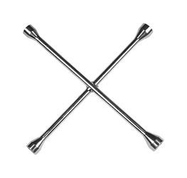 Custom Accessories  Lug Wrench  14 in. D