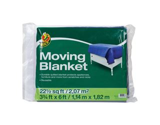 Duck  45 in. W x 72 in. L Movers Blanket