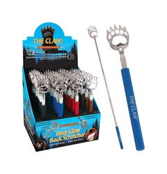 DM Merchandising  Bear Claw  Health and Beauty  Back Scratcher  24 pk